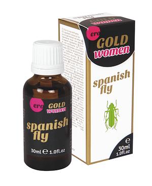 Ero Spanish Fly Gold Strong Women Drops 30ml