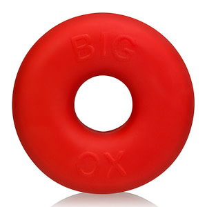 Big Ox Cockring Red Ice