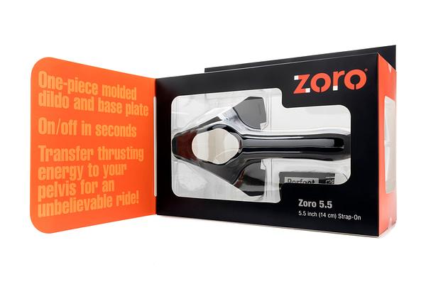 Zoro 5.5in Black