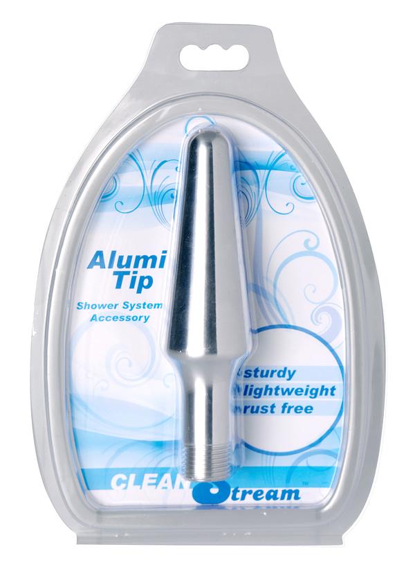 AlumiTip Aluminum Enema Nozzle Tip