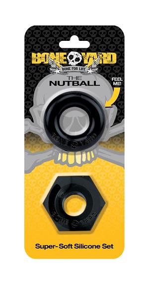 Boneyard Nutball Cock Ring Set