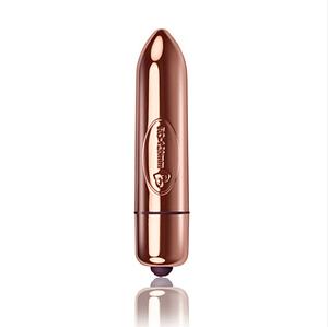 RO-120mm Bullet Rose Gold bullet vibrator