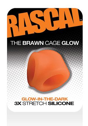 The Brawn Cage Glow Orange