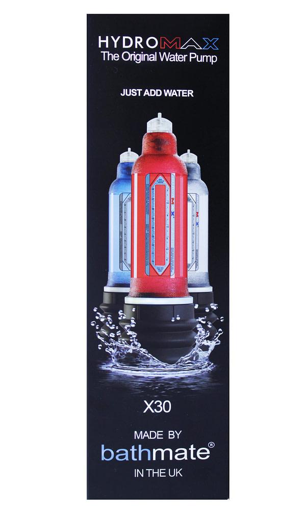 Bathmate Hydromax X30 Crystal