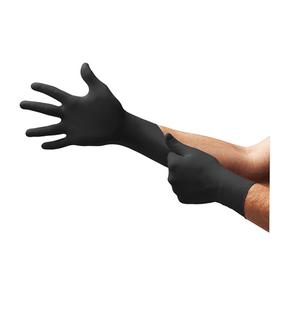 Glove Nitrile Black